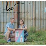 YOLANDA & COBUS BABY GENDER REVEAL    |    DELMAS