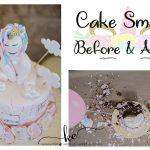 ANé WORD EEN    |    CAKE SMASH FOTOSESSIE    |    DELMAS